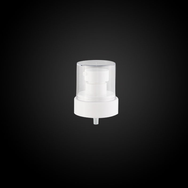 Cosmetic Treatment Cream Lotion Pump with Cap
