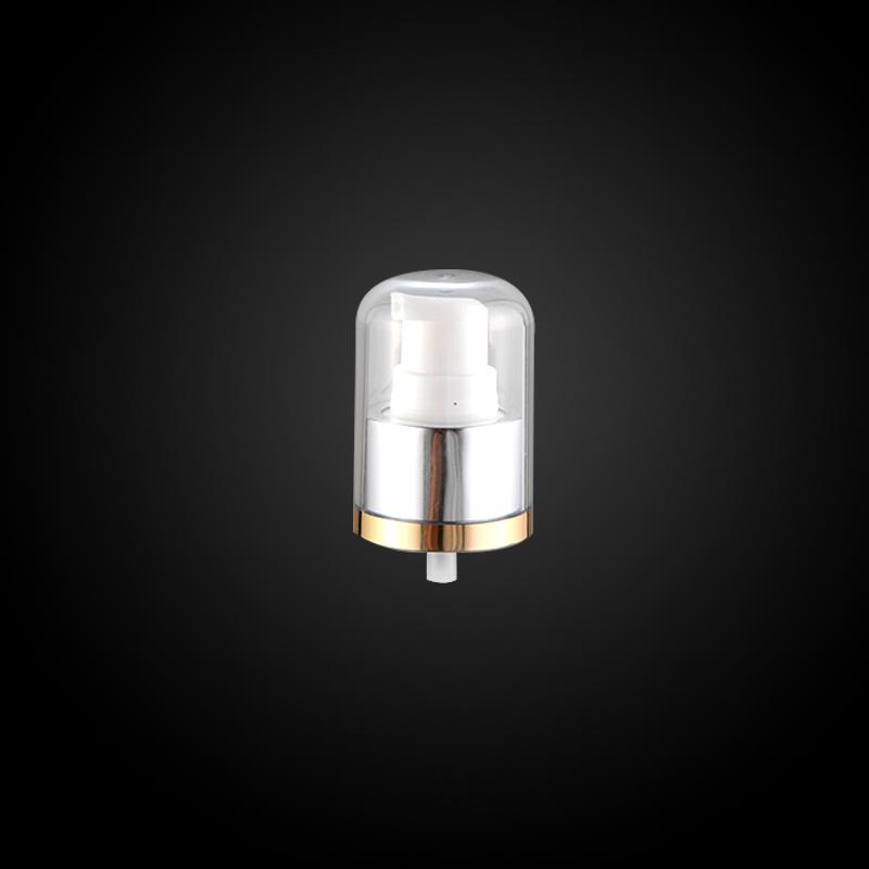 Skin care sprayer cream pump