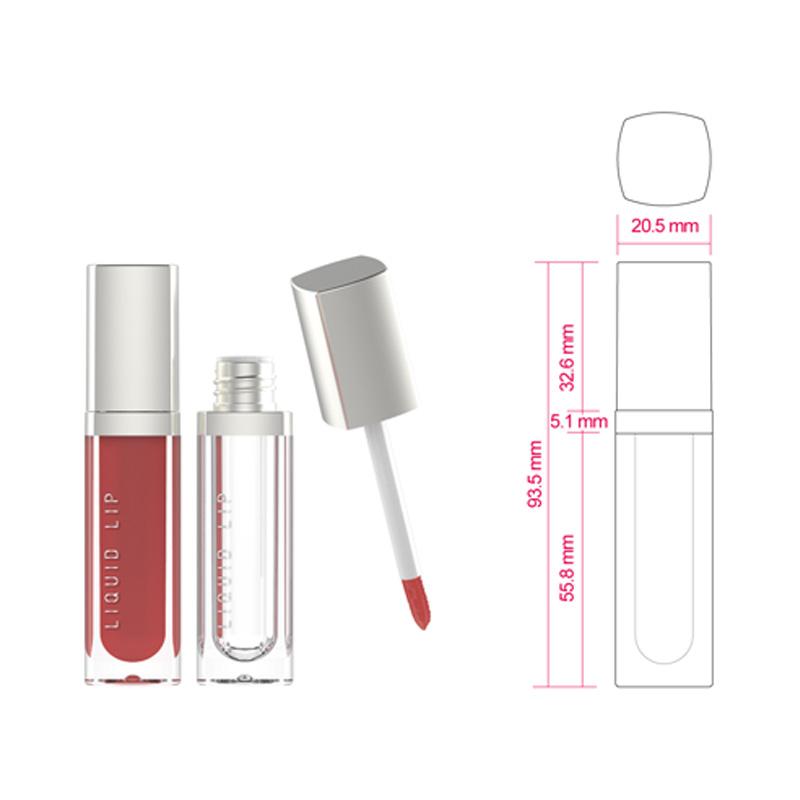 Empty lipgloss tube-FRZP3522